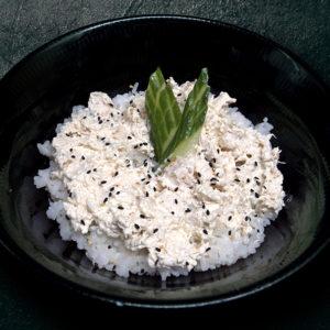accompagnement-riz-vinaigre-poulet-mayonnaise-restaurant-japonais-saint-brieuc-commander-sur-place-a-emporter